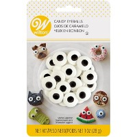 Wilton 1oz Candy Eyeballs
