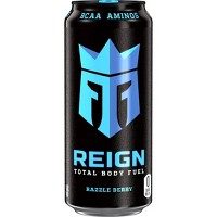 Reign Razzle Berry Energy Drink - 16 fl oz Can
