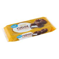 Great Value Fudge Marshmallow Cookies, 12 Oz.