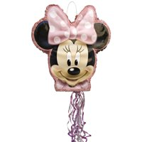 Minnie Mouse Pinata, Pull String