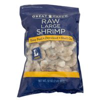 Great Catch Shrimp, Raw, Large