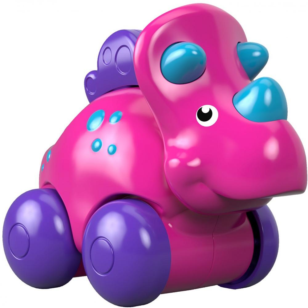 Fisher-Price Triceratops, Pink