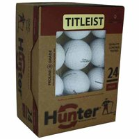 Hunter Proline Mix Golf Balls, Used, B Grade, 24 Pack
