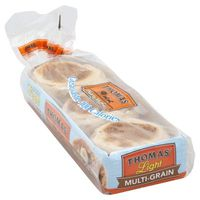 Thomas Light Multi-Grain English Muffins