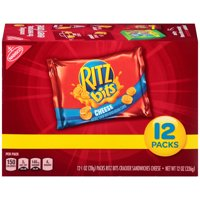 Ritz Bits Cheese Cracker Sandwiches, 1 Oz., 12 Count