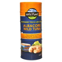 Wild Planet Albacore Wild Tuna, 6 x 5 oz