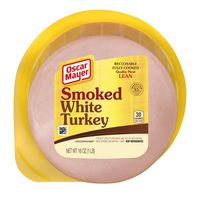 Oscar Mayer Smoked White Turkey