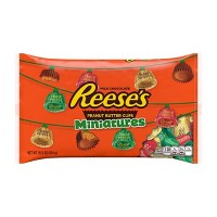 Reese's Peanut Butter Cup Miniatures Holiday Value Bag - 18.5oz