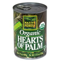 Native Forest Hearts of Palm, Organic