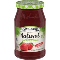 Smucker's Natural Strawberry Fruit Spread, 17.25-Ounce