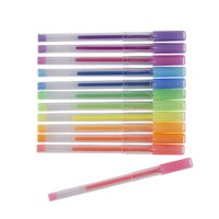 Pen + Gear Gel Pens in Plastic Case, 60 count, assorted color pack