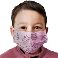 50/Pack 3-Ply Youth Protective Face Mask - 1 count