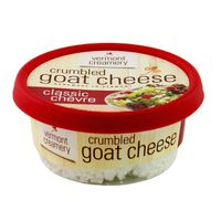 Vermont Creamery Crumble Goat Cheese Classic Ch_vre