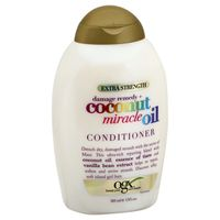 Ogx Conditioner, Damage Remedy, Extra Strength, Coconut Miracle Oil