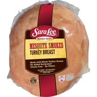 Sara Lee® Premium Meats Mesquite Smoked Turkey Breast, Deli Sliced