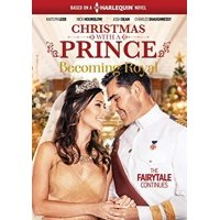 Christmas With A Prince: Becoming Royal (DVD)