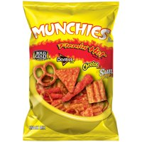 Munchies Flamin' Hot Snack Mix, 8 Oz.
