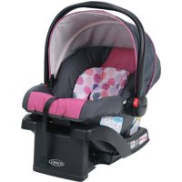 Graco SnugRide Click Connect 30 Infant Car Seat, Jane Pink