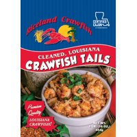 Louisiana Crawfish Tail Meat, 1lb