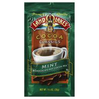 Land O' Lakes Chocolate Hot Cocoa Mix Mint