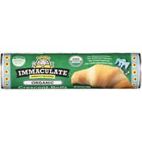 Immaculate Baking Co. Immaculate Baking Organic Refrigerated Crescent    75