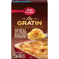 Betty Crocker Au Gratin Potatoes, 4.7 oz Box