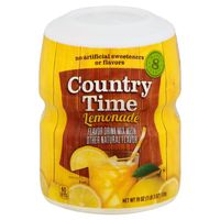 Country Time Lemonade Flavored Powder Drink Mix