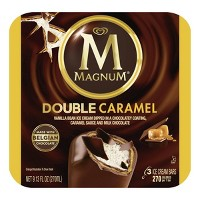 Magnum Ice Cream Bars Double Caramel - 3ct