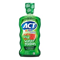Act Kids Wild Watermelon Anticavity Fluoride Rinse - 16.9 fl oz