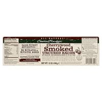 H-e-b Central Market Smoked Uncured Bacon