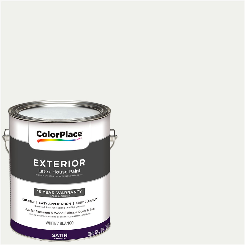ColorPlace Exterior Paint