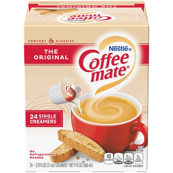 Nestlé Coffee Mate The Original Liquid Coffee Creamer