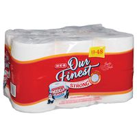 H-E-B Our Finest Ultra Strong Mega Rolls Toilet Paper