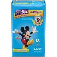 Pull-Ups Learning Designs Potty Training Pants for Boys