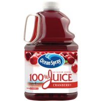Ocean Spray 100% Juice,Cranberry, 101.4 Fl. Oz.