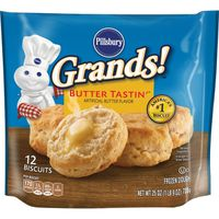 Pillsbury Biscuits, Butter Tastin'