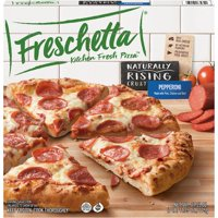 Freschetta® Naturally Rising Crust Signature Pepperoni Pizza, 27.35 oz Box