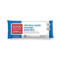 Good Food Made Simple Chicken Apple Sausage Egg White Frozen Burrito - 5oz