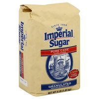 Imperial Sugar, Pure Cane, Extra Fine Granulated