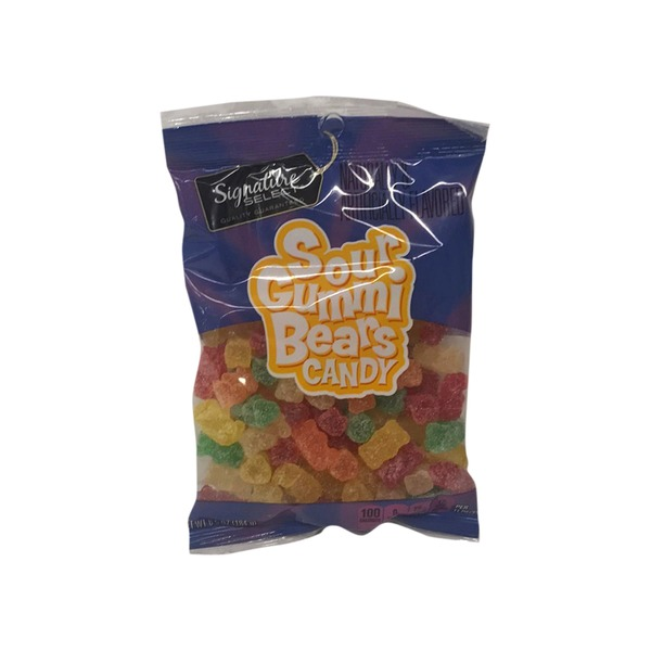 Signature Select Sour Gummi Bears Candy
