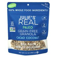 Julie's Real Grain Free Cacao Coconut Granola