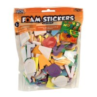 Horizon Group USA Foam Craft Letters Stickers, 1 Each