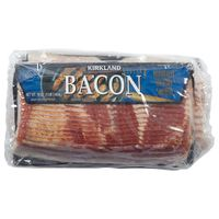Kirkland Signature Premium Sliced Bacon, 4 x 1 lb