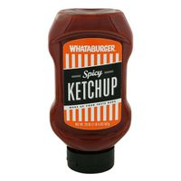 Whataburger Ketchup, Spicy