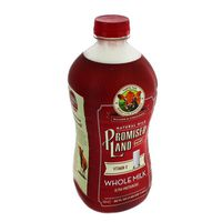 Promised Land Dairy Vitamin D Natural Whole Milk