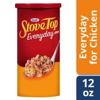 Kraft Stove Top Everyday Stuffing Mix for Chicken, 12 oz Can