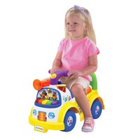 Fisher Price Little People Music Parade Ride On with Sounds