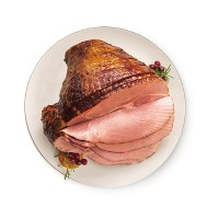 Hickory Smoked Spiral-Sliced Ham - 6-12lbs - priced per lb - Archer Farms™