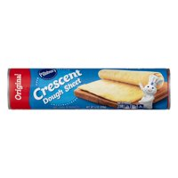 Pillsbury Crescent Dough Sheet, 8 oz