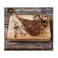 USDA Choice Tomahawk Bone In Ribeye Steak Price Per lb